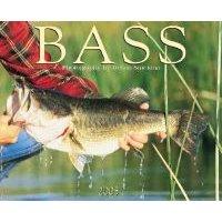 Bass (Calendar): Willow Creek Press