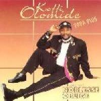 Koffi Olomide - Papa Plus/Noblesse Oblige (CD): Koffi Olomide