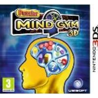 Puzzler Mind Gym 3D (Nintendo 3DS, Game cartridge):