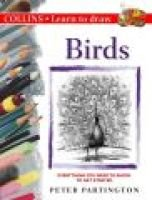 Collins Learn to Draw Birds (Paperback, New ed): Peter Partington