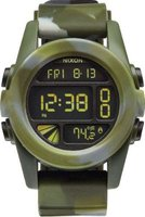 Nixon Sport Unit Digital Watch (Marbled Camo):