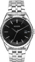 Nixon Ladies Minx Analog Watch (Black):