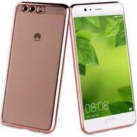 Muvit Blng Shell Case for Huawei P10 (Rose Gold):