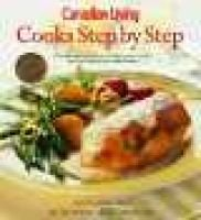 Canadian Living Cooks Step by Step (Paperback): Daphna Rabinovitch