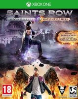 Saints Row IV: Re-Elected/Gat out of Hell (XBox One):