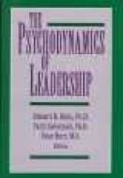 The Psychodynamics of Leadership (Paperback): Klein