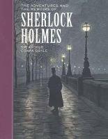 The Adventures and the Memoirs of Sherlock Holmes (Hardcover, Unabridged edition): Arthur Conan Doyle