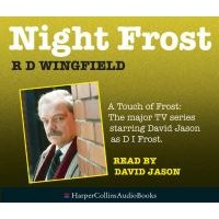 Night Frost (Abridged, Downloadable audio file, Abridged edition): R.D. Wingfield