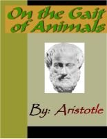 On the Gait of Animals: Aristotle
