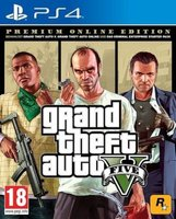 Grand Theft Auto V: Premium Online Edition (PlayStation 4):