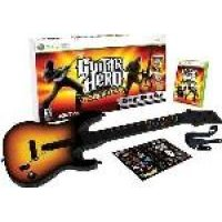 Guitar Hero - World Tour - Guitar Kit Bundle (XBox 360, Kit): XBOX 360 Game