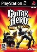 Guitar Hero - World Tour - Guitar Controller (PlayStation 2, Kit):