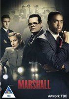 Marshall (DVD): Chadwick Boseman, Josh Gad, Kate Hudson, Dan Stevens, Sterling K. Brown, James Cromwell