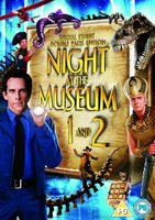 Night At The Museum 1 & 2 (DVD): Ben Stiller, Robin Williams, Owen Wilson, Steve Coogan, Hank Azaria