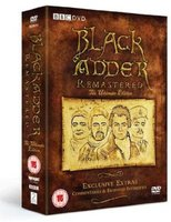 Black Adder - Season 1-4 - The Ultimate Edition (DVD, Boxed set): Rowan Atkinson