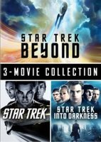 Star Trek Trilogy - Star Trek / Into Darkness / Beyond (DVD): Chris Pine, Zachary Quinto, Eric Bana, Karl Urban, Zoe Saldana,...
