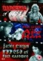 3 Classic Horrors Of Silver Screen Volume 4 - Box Set (DVD, Boxed set):