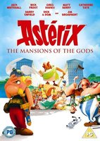 Asterix: The Mansions Of The Gods (DVD): Jack Whitehall, Nick Frost, Catherine Tate, Jim Broadbent