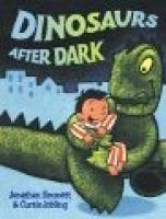 Dinosaurs After Dark (Hardcover): Jonathan Emmett