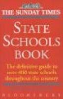 """Sunday Times"" State Schools Book (Paperback, Paperback Original):"