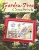 Garden-Fresh Cross Stitch (Paperback): Vicki Blizzard