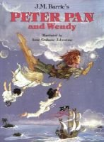 Peter Pan and Wendy (Hardcover): James Matthew Barrie, Jane Carruth