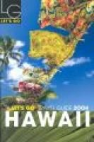 Let's go 2004: Hawaii (Paperback, Rev ed): Let's Go Inc