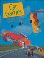 "Car Games - 100 Games to Avoid ""Are We There Yet?"" (Paperback): Sandie Jones, Jo Pink"