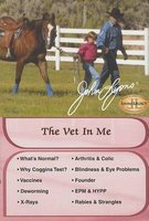 The Vet in Me: Veterinary Care for the Perfect Horse (Hardcover): Eleanor Kellon