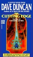 The Cutting Edge (Paperback, 1st mass market ed): Dave Duncan