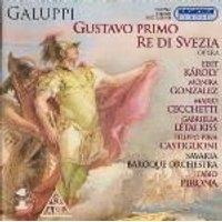 Gustavo Primo, Re Di Svezia (Pirona) (CD):
