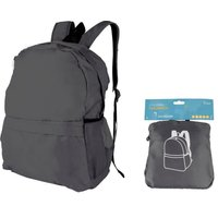 Travelquip Foldable Backpack In Bag (31 X 13 X 41cm)(Black / Grey):