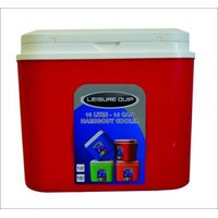 Leisure Quip Hardbody Coolerbox (10L) (Red):