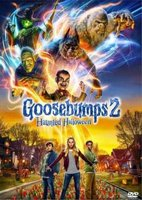 Goosebumps 2: Haunted Halloween (DVD): Wendi McLendon-Covey