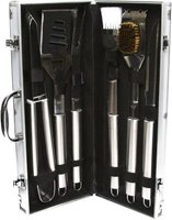 Marco Stainless Steel Braai Set: