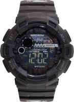 Bad Boy Digital 100M-WR Gents Watch: