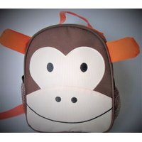 Snuggletime Toddler Character Backpack (Monkey):