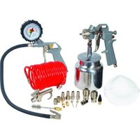 Ryobi Spray Gun Kit (25 Piece):