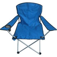 Bushtec Promotion Chair (Blue) (110kg):