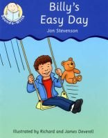 Billy's Easy Day (Paperback): Jon Stevenson