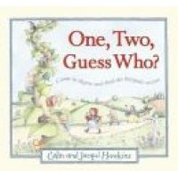 One, Two, Guess Who? (Paperback): Colin Hawkins, Jacqui Hawkins