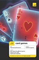 Teach Yourself Card Games (Paperback): David Parlett