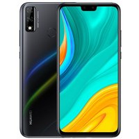 "Huawei Y8S Dual-Sim 6.5"" Octa-Core Smartphone with LTE (64GB)(Android 9)(Midnight Black):"