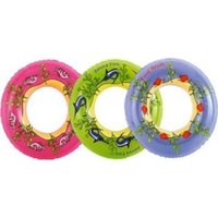 Bestway Designer Swim Ring (Multicolour) (56 cm):