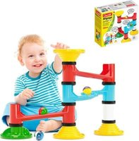 Quercetti Marble Run Junior Basic (21 Pieces):