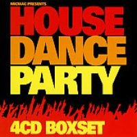 House Dance Party / Various (CD): House Dance Party / Various, Various