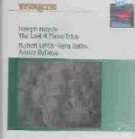 J Haydn / Levin/Beths/Bylsma - Last 4 Piano Trios (CD): J Haydn, Levin/Beths/Bylsma