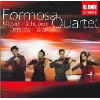 String Quartet - 10th Anniversary (CD): Formosa Quartet