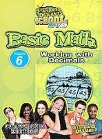 Standard Deviants School - Basic Math, Program 6 - Working with Decimals (Classroom Edition) (DVD):