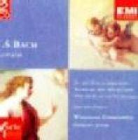 J. S Bach - Cantatas (CD): J. S Bach